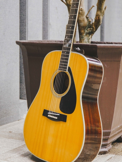 Đàn Guitar Nhật YAMAHA FG-201B