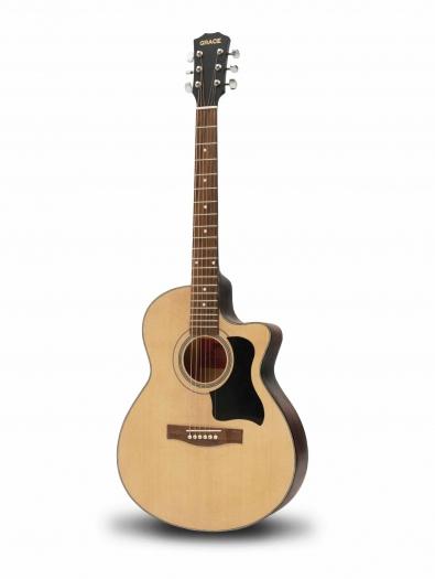Đàn guitar acoustic grace g1