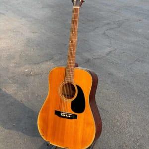 Guitar Nhật Morris W18