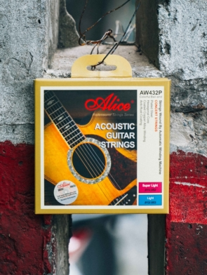 Dây guitar acoustic Alice AW432P