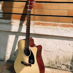 Đàn Guitar Acoustic Fender CD-60CE